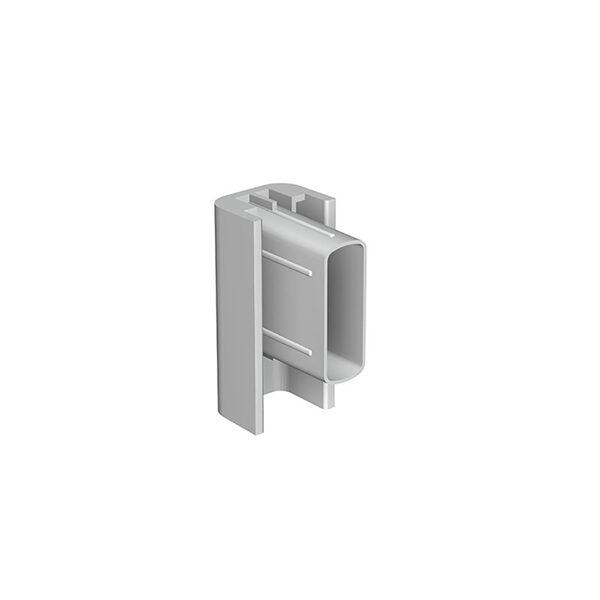 ARTITEQ Click Rail grey end cap