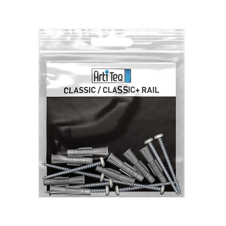 Artiteq Classic Rail Plus Install Kit Artiteq Picture Hanging Systems