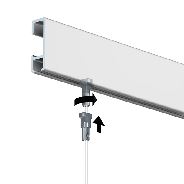 Wall Mounted Hanging Systems