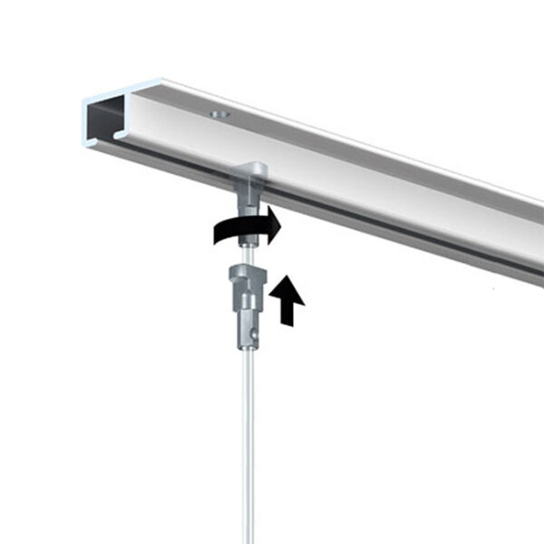 Ceiling Mounted Hanging Systems