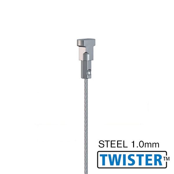 Artiteq Twister Steel Wire 1.0mm