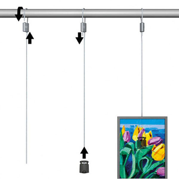 Loop Hanger Display System