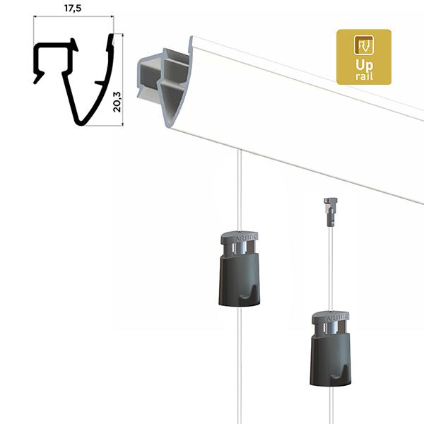 ARTITEQ Up Rail Hanging System