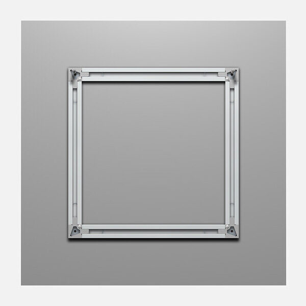 ARTITEQ Back Frame Fixed Set