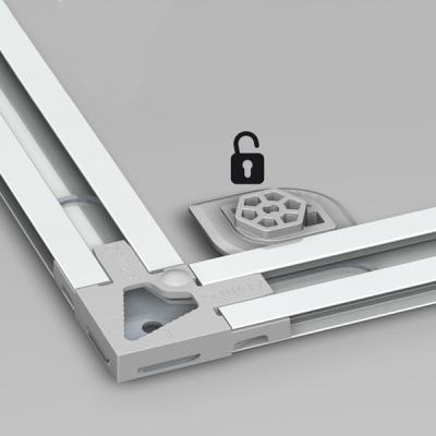 ARTITEQ Back Frame Security Clips